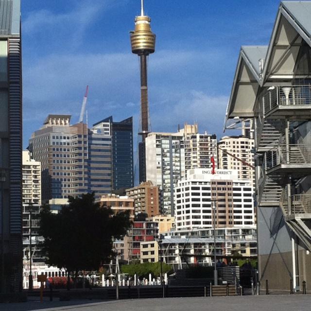 My city, Sydney Australia
