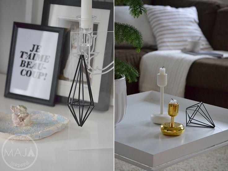 DIY himmeli | pastellimaja.blogspot