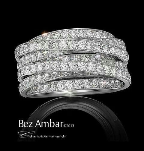1000 Images About Wedding Rings On Pinterest White Gold