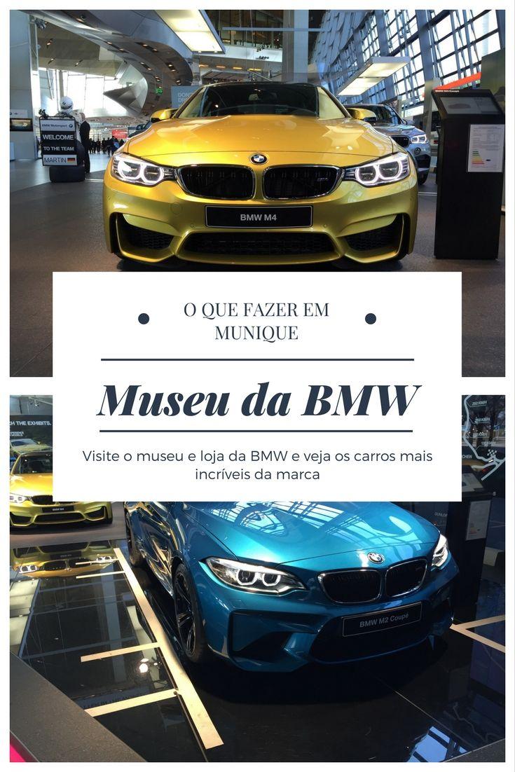 Conheça o Museu da BMW em Munique, Alemanha. Um dos museus mais famosos da Europa. #bmw #munique #viagem #munich #cars