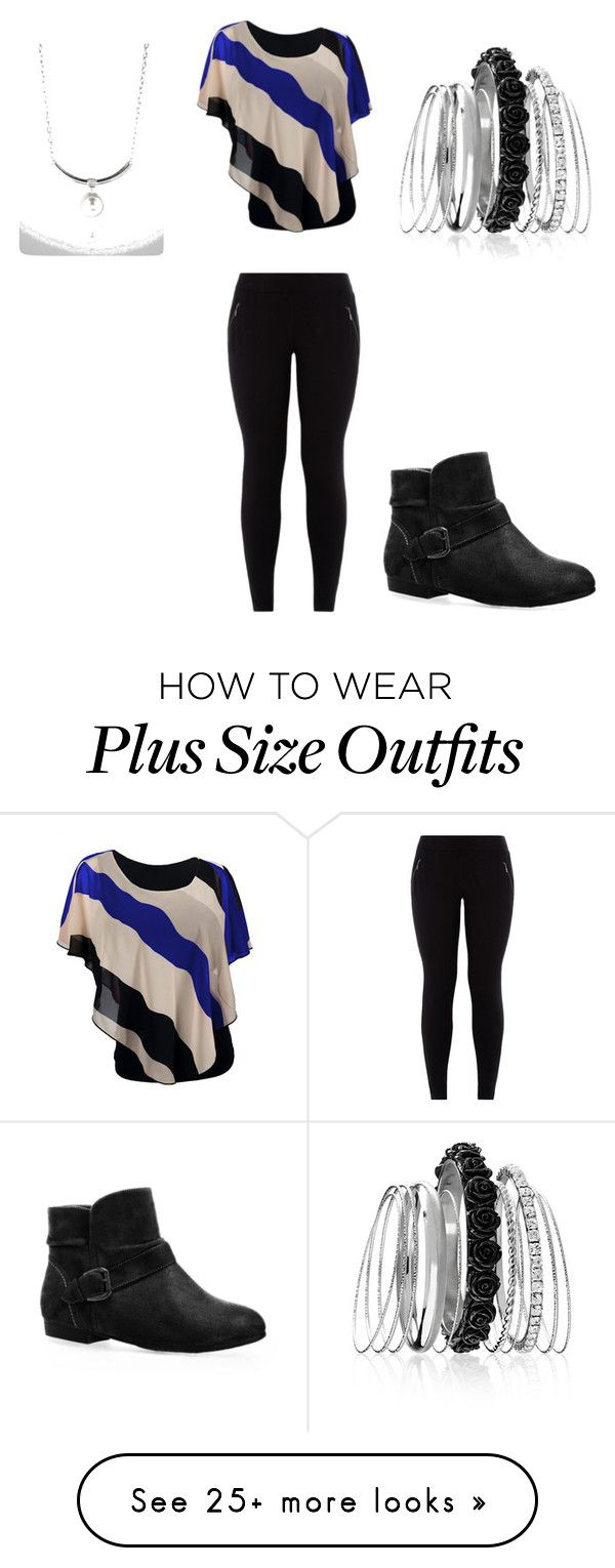 """""""plus size"""" by fearslie on Polyvore featuring Avenue"""