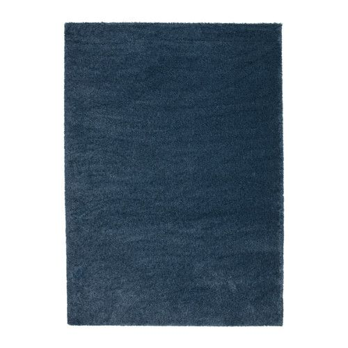 """IKEA - ÅDUM, Rug, high pile, 5 ' 7 """"x7 ' 10 """", , The dense, thick pile dampens sound and provides a soft surface to walk on.Durable, stain resistant and easy to care for since the rug is made of synthetic fibers.The high pile makes it easy to join several rugs, without a visible seam."""