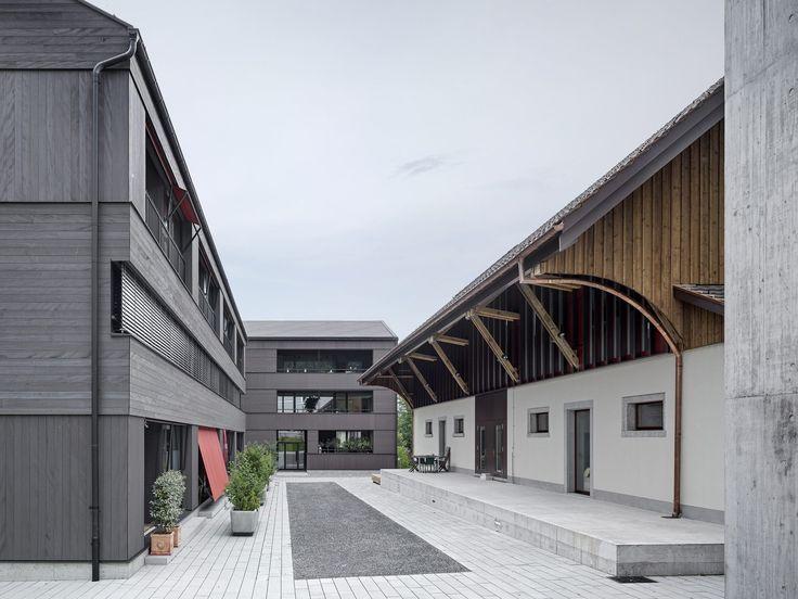 Wohnumbau von EM2N in der Schweiz / Kräftiges Korn - Architektur und Architekten - News / Meldungen / Nachrichten - BauNetz.de