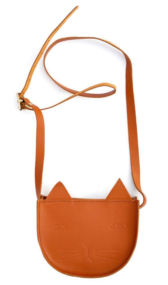 Mog Kitty Shoulder Bag