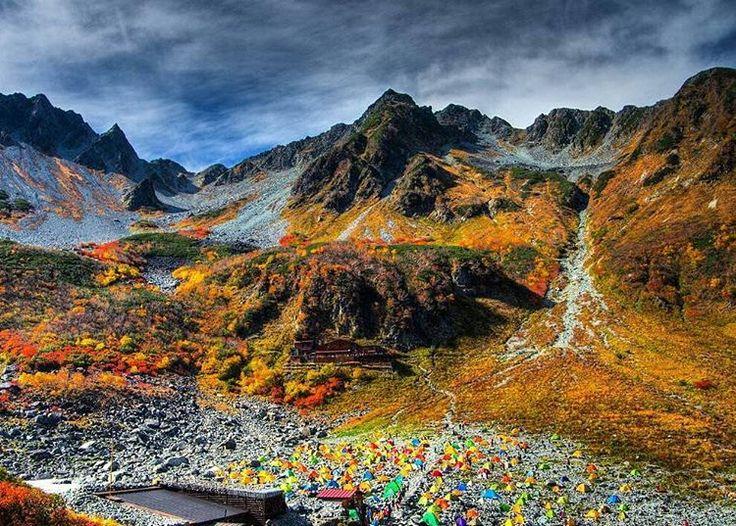 @Regrann_App from @hibiki625 -  今年も涸沢カールへ行きたかったけど気付いたらピークはオーバー😢来年こそは。 テントがビーズのようだ。 Oops, best season of Kamikochi is almost over. I missed it... ※去年の写真です。  #松本#長野#上高地#秋#紅葉#川#山#landscape #matsumoto#kamikochi #涸沢カール #japan #autumn #ig_world#tokyocameraclub#ptk_japan#loves_japan#ig_japan##wu_japan#icu_japan#bestjapanpics#team_japan#instagramjapan#jp_gallery #capturacolor #photo_shorttrip#nationalgeographic