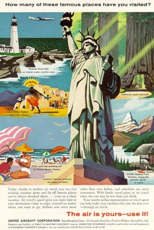 The National Geographic Magazine 1957