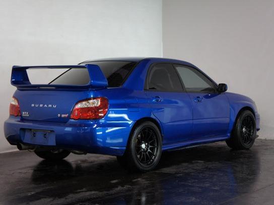 2004 Subaru Impreza WRX STI #sosick
