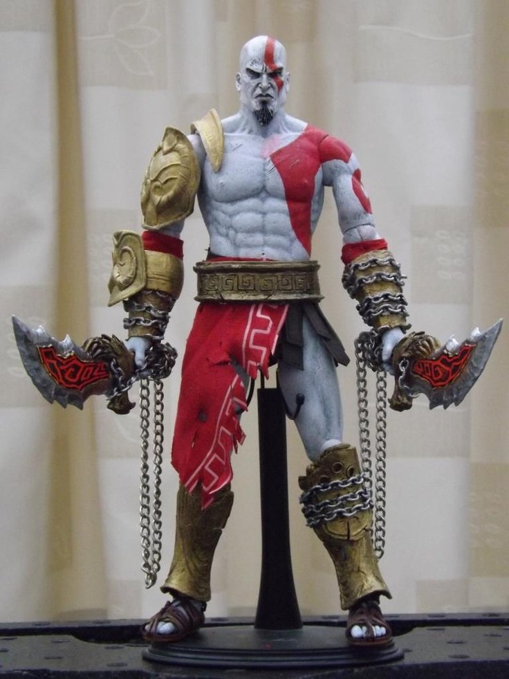 Kratos - God of War - toy