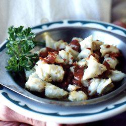 Smithfield Ham and Crab Saute Recipe - Saveur.com