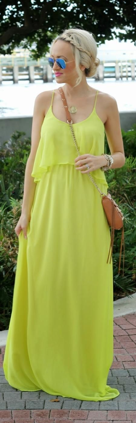 Neon Maxi -   A Spoonful Of Style