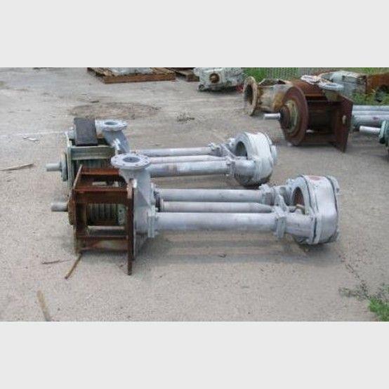 Proveedor de bomba de sumidero hazleton a nivel mundial | Bombas verticales usadas Hazleton 4 inch a la venta - Savona Equipment