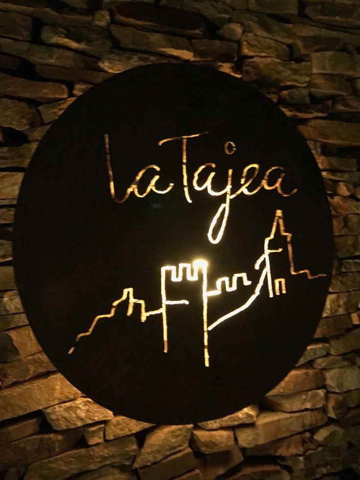 "nice Restaurante ""La nueva Tajea"" in Santa Lucia"