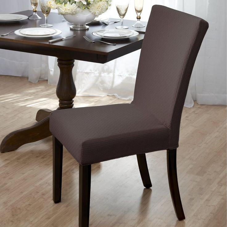 Best 20 Dining Room Chair Slipcovers ideas on Pinterest