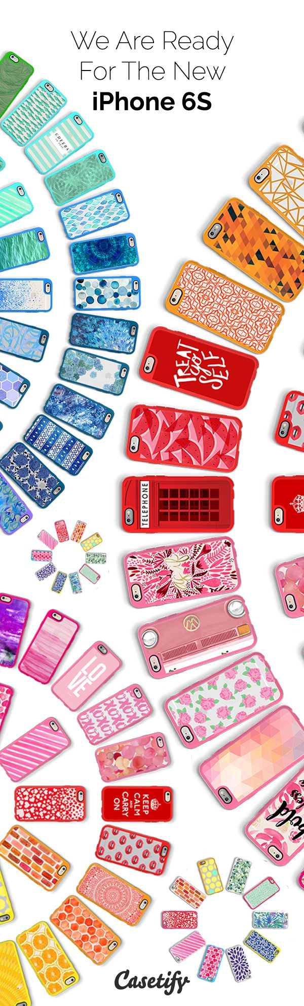 Setting a New Standard of phone cases where design meets protection. Now you can have the best of both worlds. Build your own here: http://www.casetify.com/iphone6s