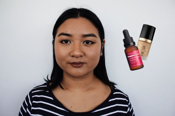 First Impression: Mixing Oil with Foundation / Oily + Combination Skin