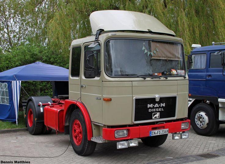 M.A.N semi truck by The-Car-Gallery.deviantart.com on ...