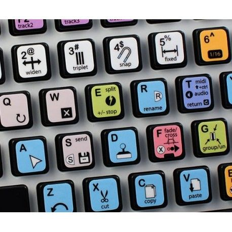 Russian Letters Keyboard Stickers for Notebook Computer Desktop Keyboard Cover Covers Russia Sticker-White