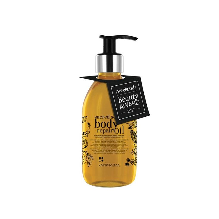 Sacred Seven Body Repair Oil - Rainpharma now available at Healthy Body Lounge