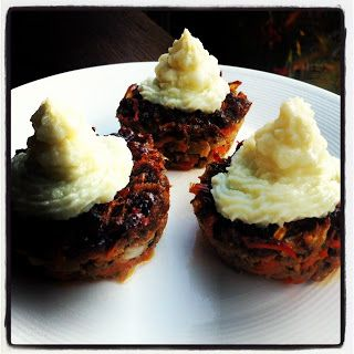 Mums in the Kitchen: Meatloaf Cupcakes