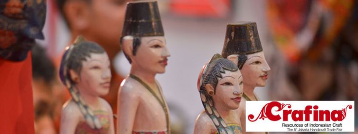 Crafina 2015 - The 8th Jakarta Handicraft Trade Fair #ExpoIndonesia