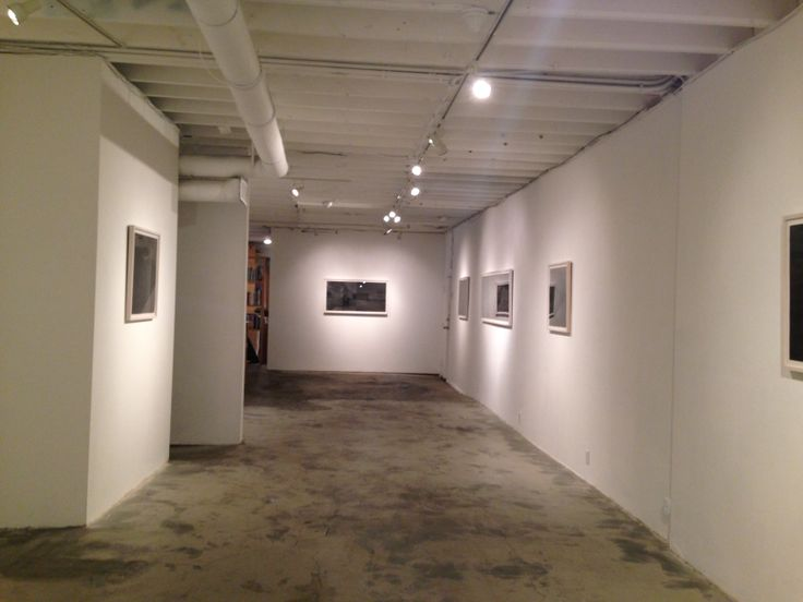 Joan van Barneveld's show BAD MOON RISING. Show runs January 18 - March 25, 2014 at the Paul Loya Gallery.