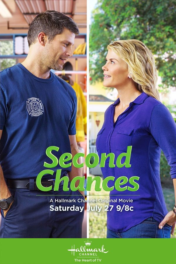 Its a Wonderful Movie: Second Chances starring Alison Sweeney and Greg  Vaughn - Hallmark Channel Movie. Another great hallmark movie!