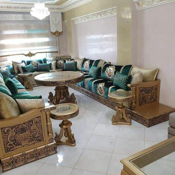 Tendance Decor Marocain 2020 الجديد في الديكور المغربي Luxury Sofa Design Moroccan Home Decor Luxury House Interior Design