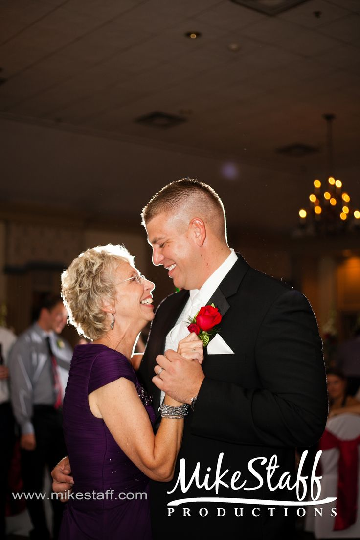 10 Mother-son Dance Songs for Your Wedding | Mother son dance ...
