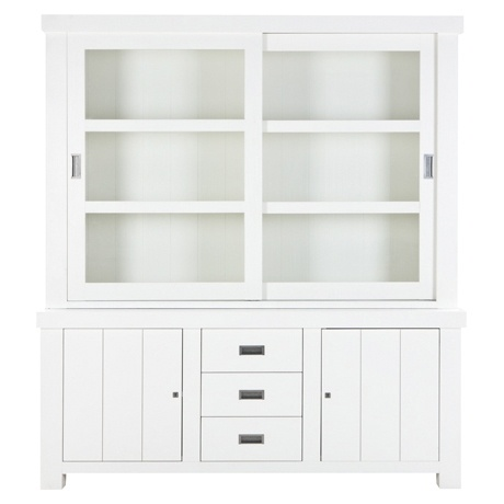 White Cabinet- Freedom Furniture