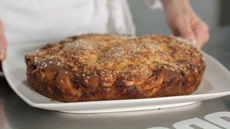 La torta di pere /Agrodolce