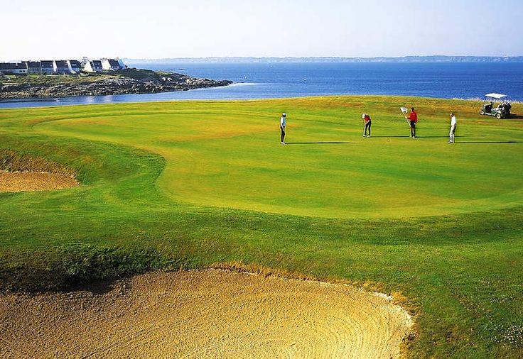 Ploemeur Ocean Golf Course