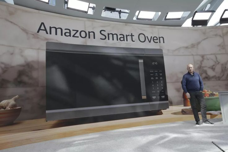 Amazon Smart Oven: New Alexa device is air-fryer, microwave, convection oven in one