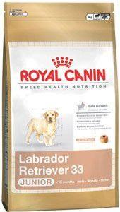 Royal Canin Labrador/Retriever Junior 33 Dry Mix 3 kg