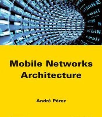 Mobile Networks Architecture PDF
