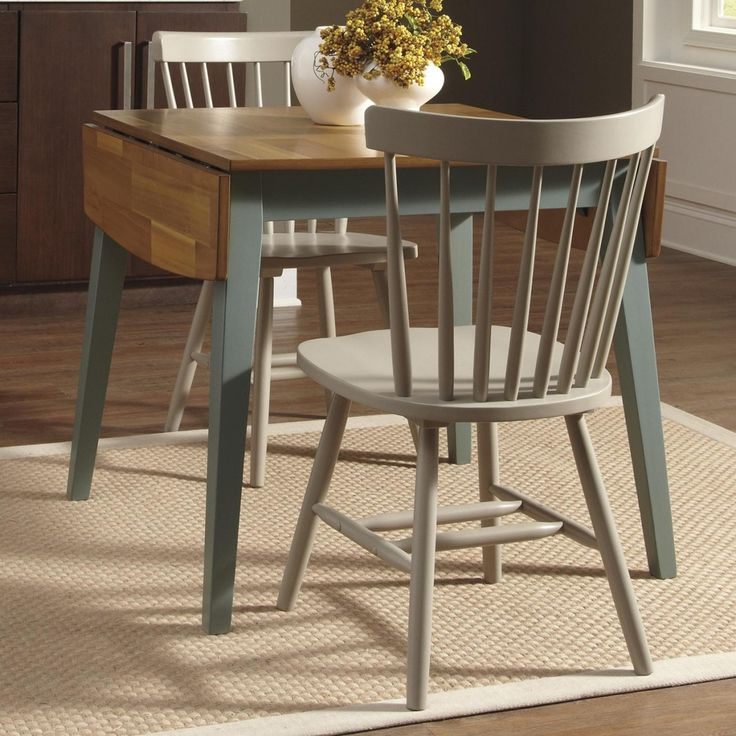 Small Drop Leaf Table Part - 20: Small Kitchen Drop Leaf Table And Chairs