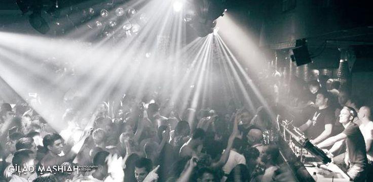 Clubs In Tel Aviv –Cat And Dog. Hg2Telaviv.com.