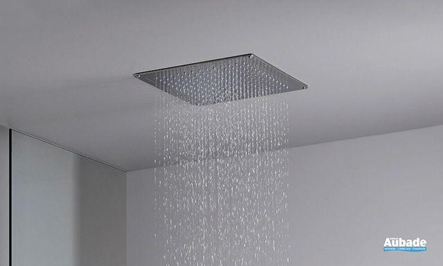 carr/ée douche pluie,50x50cm DPG5005 Douche de t/ête de plafond
