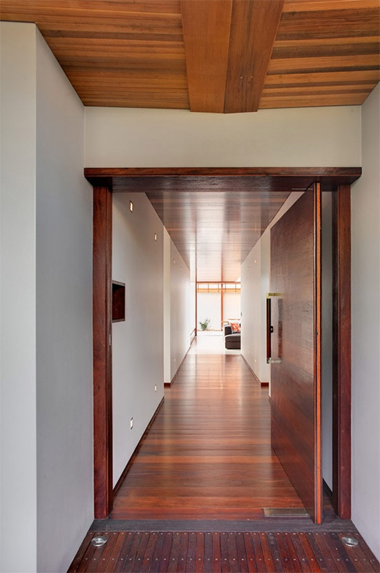 ... Park Residence In Sydney, Australia, Designed And Built By Australian  Architects CplusC Architects And Builders, Is Based On The Idea Of U201cgood  Wood.