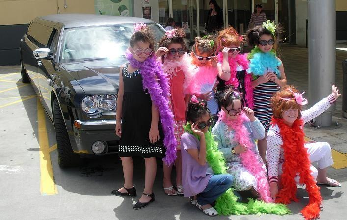 Childrens Parties Melbourne