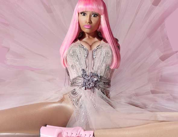 I Love Nicki Nicki For Her Individual Style!