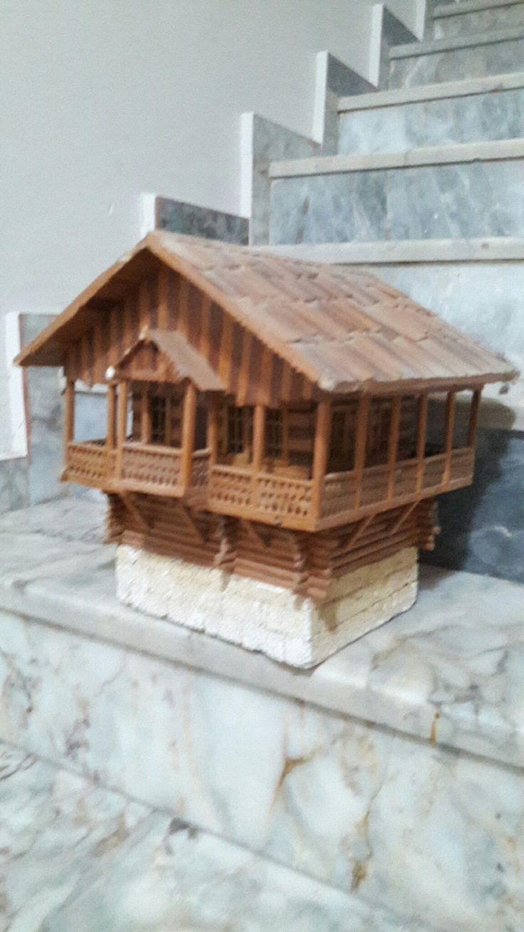 Trabzon yayla evi