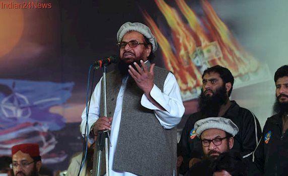 Pakistan Bans Terrorist Hafiz Saeed-Backed Terror Outfit