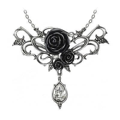 Purple Leopard Boutique - Bacchanal Rose Necklace Alchemy Gothic Pewter Pendant Jewelry P700, $86.00 (http://www.purpleleopardboutique.com/bacchanal-rose-necklace-alchemy-gothic-pewter-pendant-jewelry-p700/)