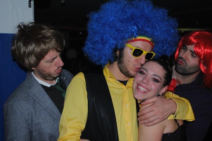 Chicco&fra | Capodanno'12 BelliCapelli party | Erbamatta l'Ab