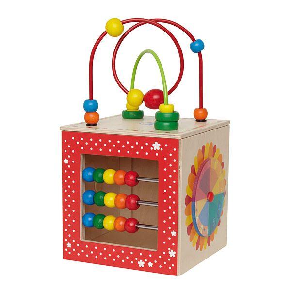 Zabawka pudełko małego odkrywcy #labirynt #mała motoryka #moje bambino #motor skills  http://www.mojebambino.pl/labirynty-manipulacyjne/1598-pudelko-malego-odkrywcy.html