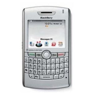 Blackberry 8830 World Edition Mobile Phone - Silver (Wireless Phone Accessory)