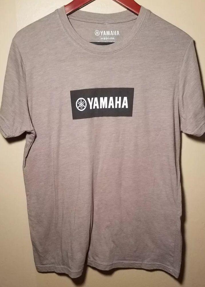 Vintage Yamaha Tshirt Size Medium Fashion Clothing Shoes Accessories Mensclothing Shirts Ebay Link Long Sleeve Tshirt Men T Shirt Shirts
