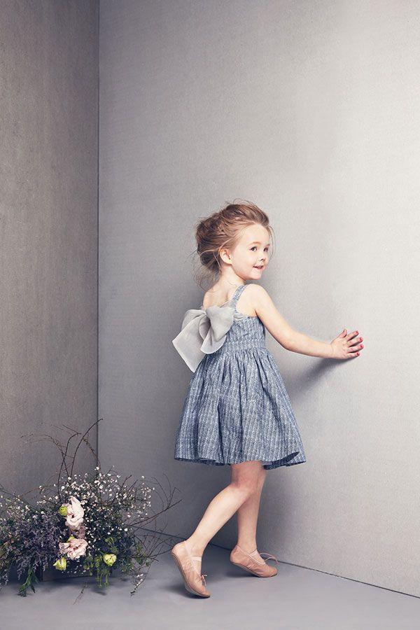 Celine Dress By Nellystella Kids Outfits Little Girl