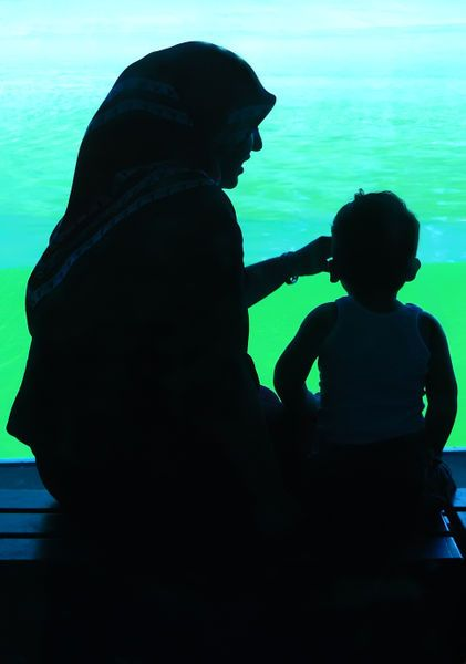 Mother love #islam #religion #mother #love #child #childhood #photography #nuhsarche
