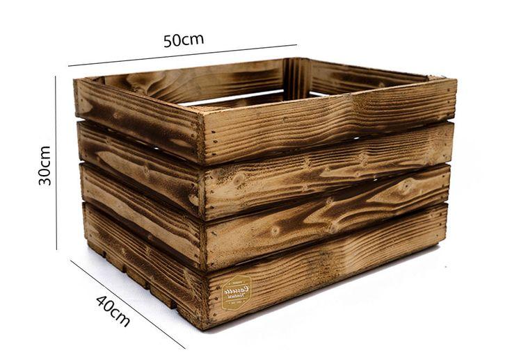 Cassette venturi cassette di legno di qualit per arredo for Cassette di legno ikea